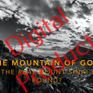 The Mountain of God (Mount Sinai) presentation