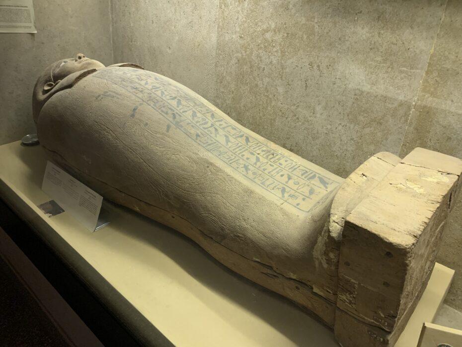 Imhotep Museum at Saqqara, Egypt